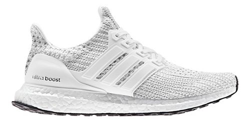 Womens adidas Ultra Boost Running Shoe - White 7.5
