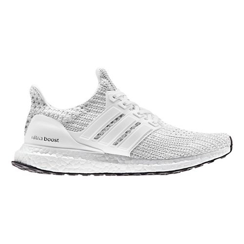 Womens adidas Ultra Boost Running Shoe - White 11