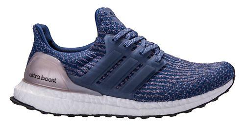Womens adidas Ultra Boost Running Shoe - Mystery Blue 10