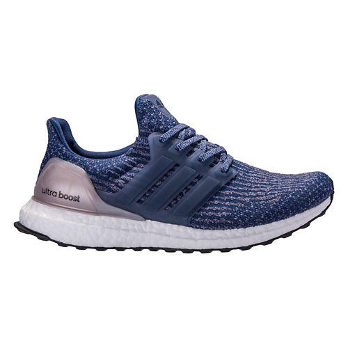 Womens adidas Ultra Boost Running Shoe - Mystery Blue 6