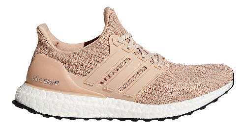 Womens adidas Ultra Boost Running Shoe - Ash Pearl 10