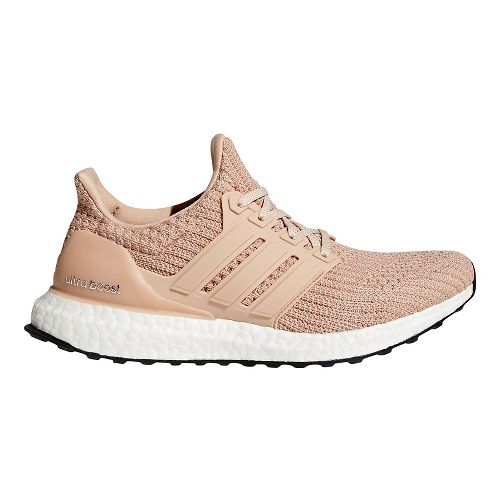 Womens adidas Ultra Boost Running Shoe - White 11