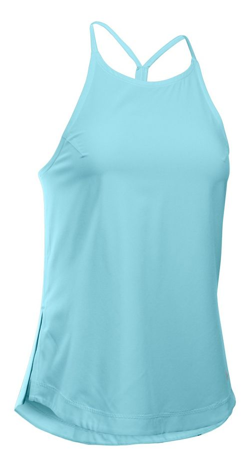 Womens Under Armour Accelerate Sleeveless & Tank Technical Tops - Maui S