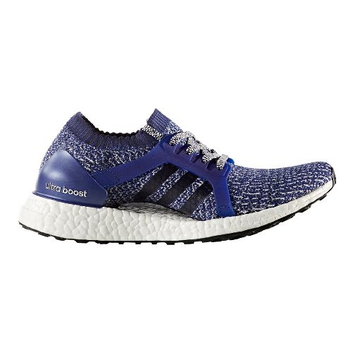 Womens adidas Ultra Boost X Running Shoe - Mystery Ink 10.5