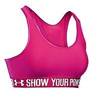Womens Under Armour Mid Bra - PIP Sports Bras