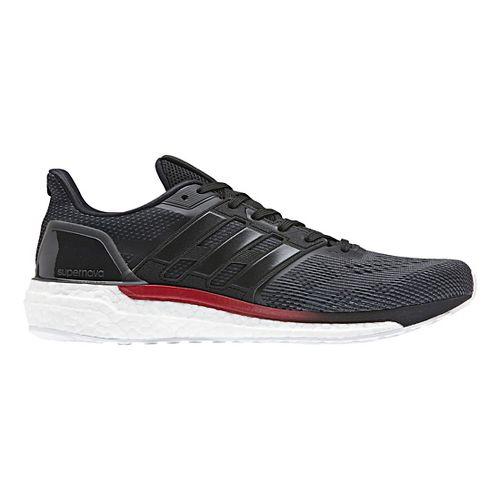 Mens adidas Supernova Running Shoe - Black/White 8.5