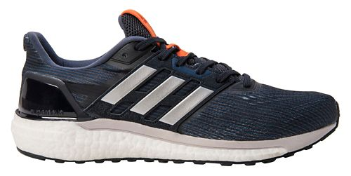 Mens adidas Supernova Running Shoe - Navy/Grey 10