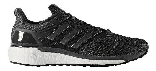Womens adidas Supernova Running Shoe - Grey/Black 10