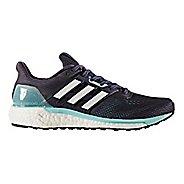 Womens adidas Supernova Running Shoe - Navy/Aqua 10