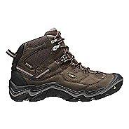 Mens Keen Durand Mid WP Hiking Shoe - Cascade Brown 15
