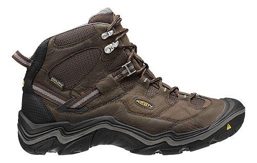 Mens Keen Durand Mid WP Hiking Shoe - Cascade Brown 14