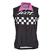 Womens Zoot Cycle Cali Wind Vests Jackets