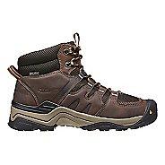 Mens Keen Gypsum II Mid WP Hiking Shoe - Coffee/Bronze 7.5