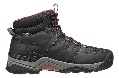 Mens Keen Gypsum II Mid WP Hiking Shoe - India Ink 10