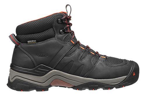 Mens Keen Gypsum II Mid WP Hiking Shoe - India Ink 9
