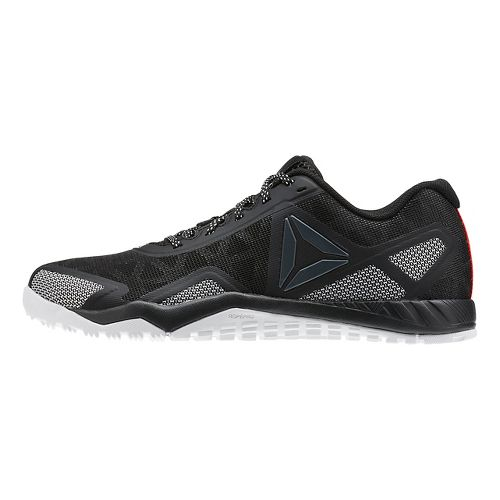 Womens Reebok ROS Workout TR 2.0 Cross Training Shoe - Grey/Black 9.5