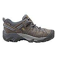Mens Keen Targhee II WP Hiking Shoe - Gargoyle 10