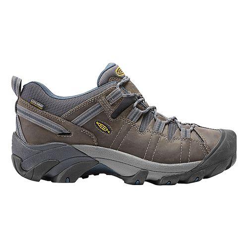 Mens Keen Targhee II WP Hiking Shoe - Gargoyle 10.5
