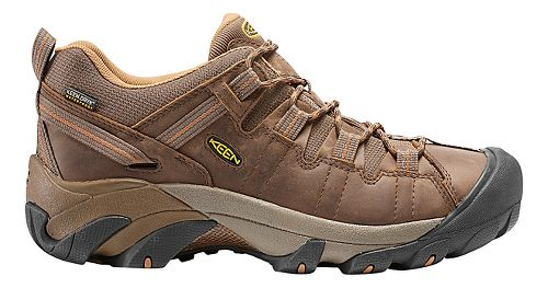 Mens Keen Targhee II WP Hiking Shoe - Cascade Brown/Brown 7