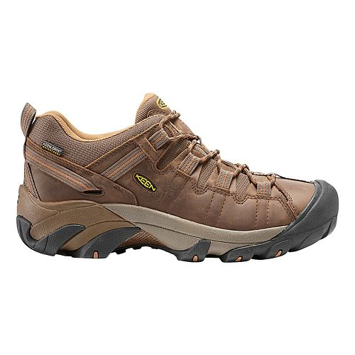 Mens Keen Targhee II WP Hiking Shoe - Cascade Brown/Brown 7