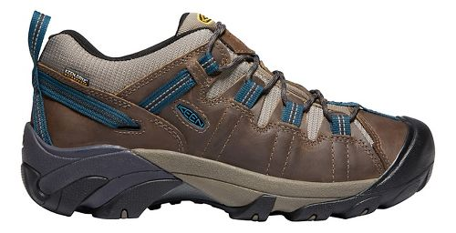 Mens Keen Targhee II WP Hiking Shoe - Legion Blue 10