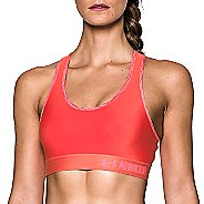 Womens Under Armour Mid Self Binding Sports Bras