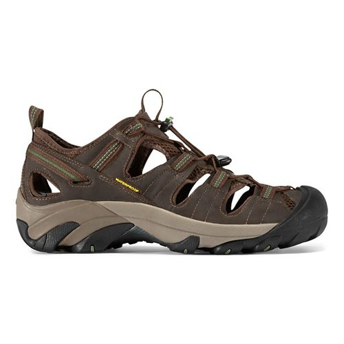 Mens Keen Arroyo II Hiking Shoe - Slate/Bronze Green 9.5