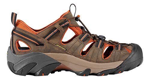 Mens Keen Arroyo II Hiking Shoe - Olive/Bombay Brown 8