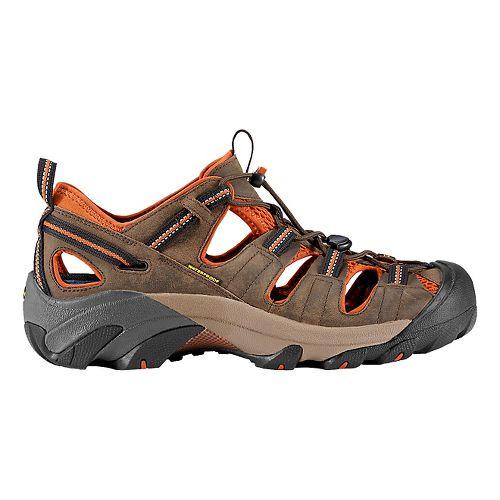 Mens Keen Arroyo II Hiking Shoe - Olive/Bombay Brown 14