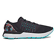 Mens Under Armour Speedform Europa City RE Running Shoe - Black/Black 15