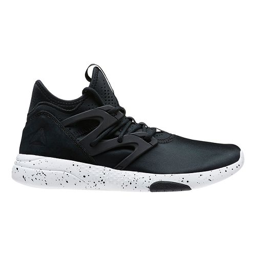 Womens Reebok Hayasu Cross Training Shoe - Black/White 6.5