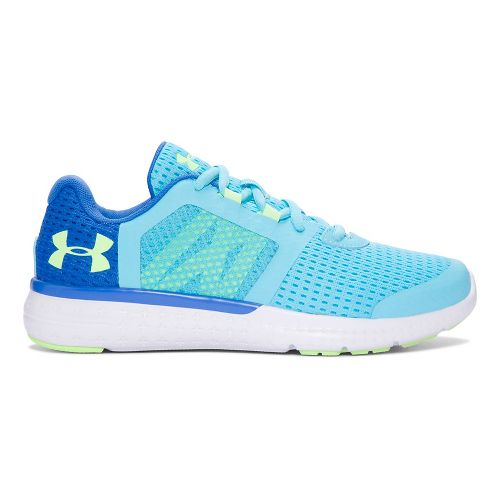 Kids Under Armour Micro G Fuel RN Running Shoe - Venetian Blue 4Y