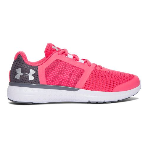 Kids Under Armour Micro G Fuel RN Running Shoe - Gala 4.5Y