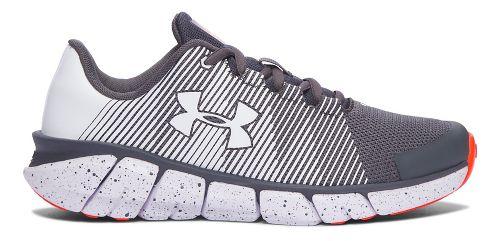 Kids Under Armour X-Level Scramjet Running Shoe - Rhino Grey/White 4Y