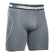 "Mens Under Armour ISO Chill 9"" BoxerJock Boxer Brief Underwear Bottoms"