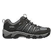 Mens Keen Oakridge WP Hiking Shoe - Magnet/Gargoyle 11