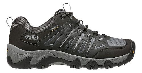 Mens Keen Oakridge WP Hiking Shoe - Magnet/Gargoyle 11