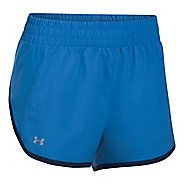 Womens Under Armour Launch Tulip Lined Shorts
