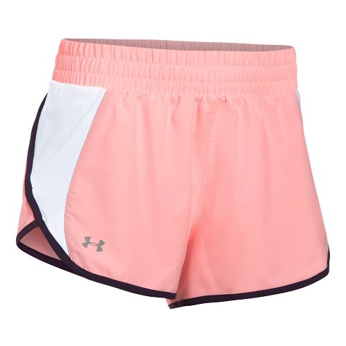 Womens Under Armour Launch Tulip Lined Shorts - Cape Coral S