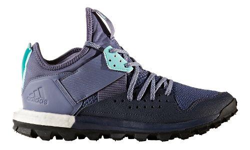 Womens adidas Response TR Trail Running Shoe - Purple/Aqua 10.5