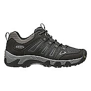 Mens Keen Oakridge Hiking Shoe - Black 10.5