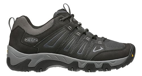 Mens Keen Oakridge Hiking Shoe - Black 9