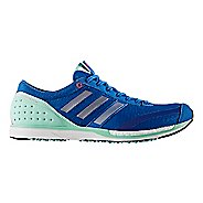 adidas Adizero Takumi-Sen 3 Racing Shoe - Blue/Green 7