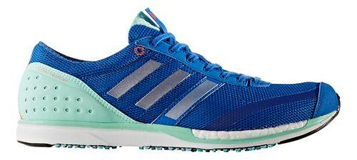 adidas Adizero Takumi-Sen 3 Racing Shoe - Blue/Green 7.5