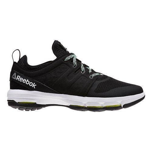 Womens Reebok Cloudride DMX Walking Shoe - Black/Mint 7