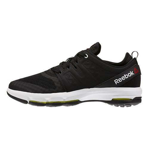 Womens Reebok Cloudride DMX Walking Shoe - Black/Silver 8.5