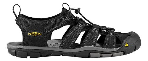 Mens Keen Clearwater CNX Sandals Shoe - Black 8