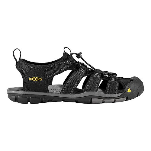 Mens Keen Clearwater CNX Sandals Shoe - Black 11.5