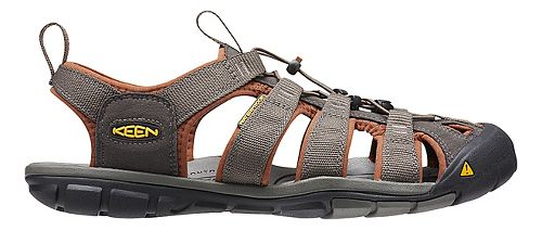 Mens Keen Clearwater CNX Sandals Shoe - Raven 10.5