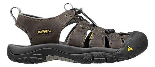 Mens Keen Newport Sandals Shoe - Neutral Grey 7.5